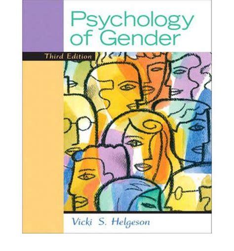 Gender dysphoria psychology essay